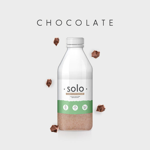 Solo On The Go - Chocolate