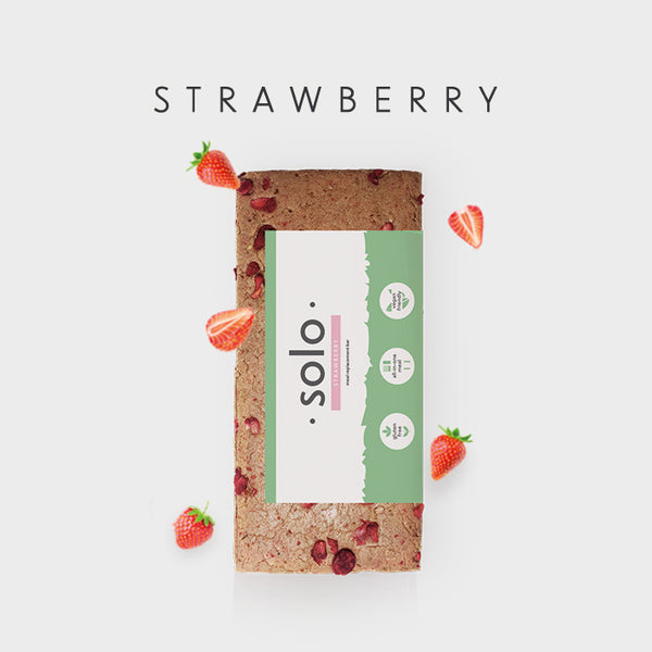 Solo Strawberry Bar