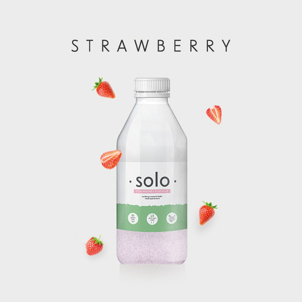 Solo On The Go - Strawberry