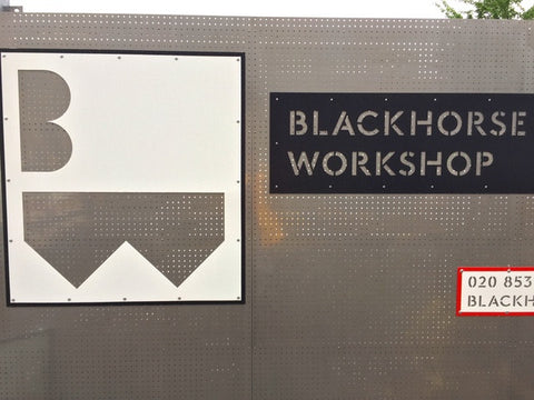 Blackhorse Workshop E17 (East 17 the boyband is named after this very postcode).