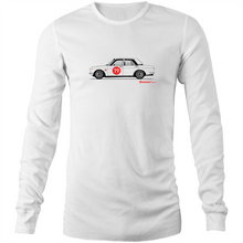 Datsun 1600 - Mens Long Sleeve T-Shirt