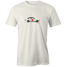 Escort RS2000 on the Side Organic Men's T'Shirt - Garage79