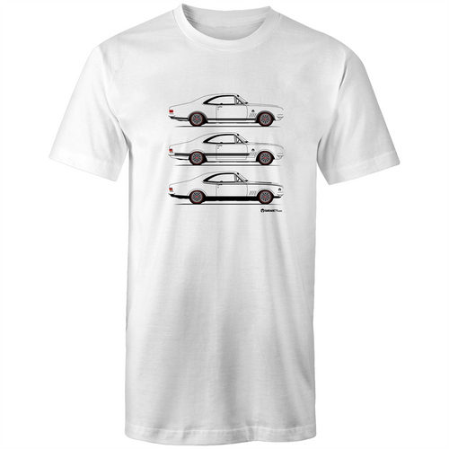 Monaro Triple Treat - Tall Tee T-Shirt