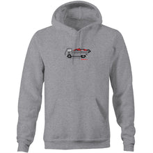 Kombi Ute Side Racer Pocket Hoodie Sweatshirt