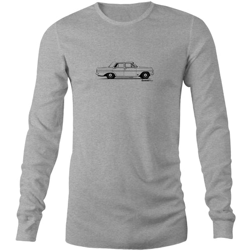 EH Sedan  - Mens Long Sleeve T-Shirt