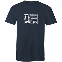 Make Your Own Falcon GT Mens T-Shirt