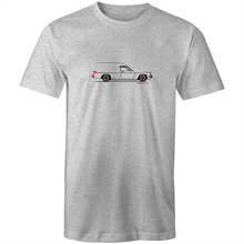 Panel Van on the Side  - Mens T-Shirt