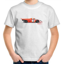 Porsche 917 Kids Youth Crew T-Shirt