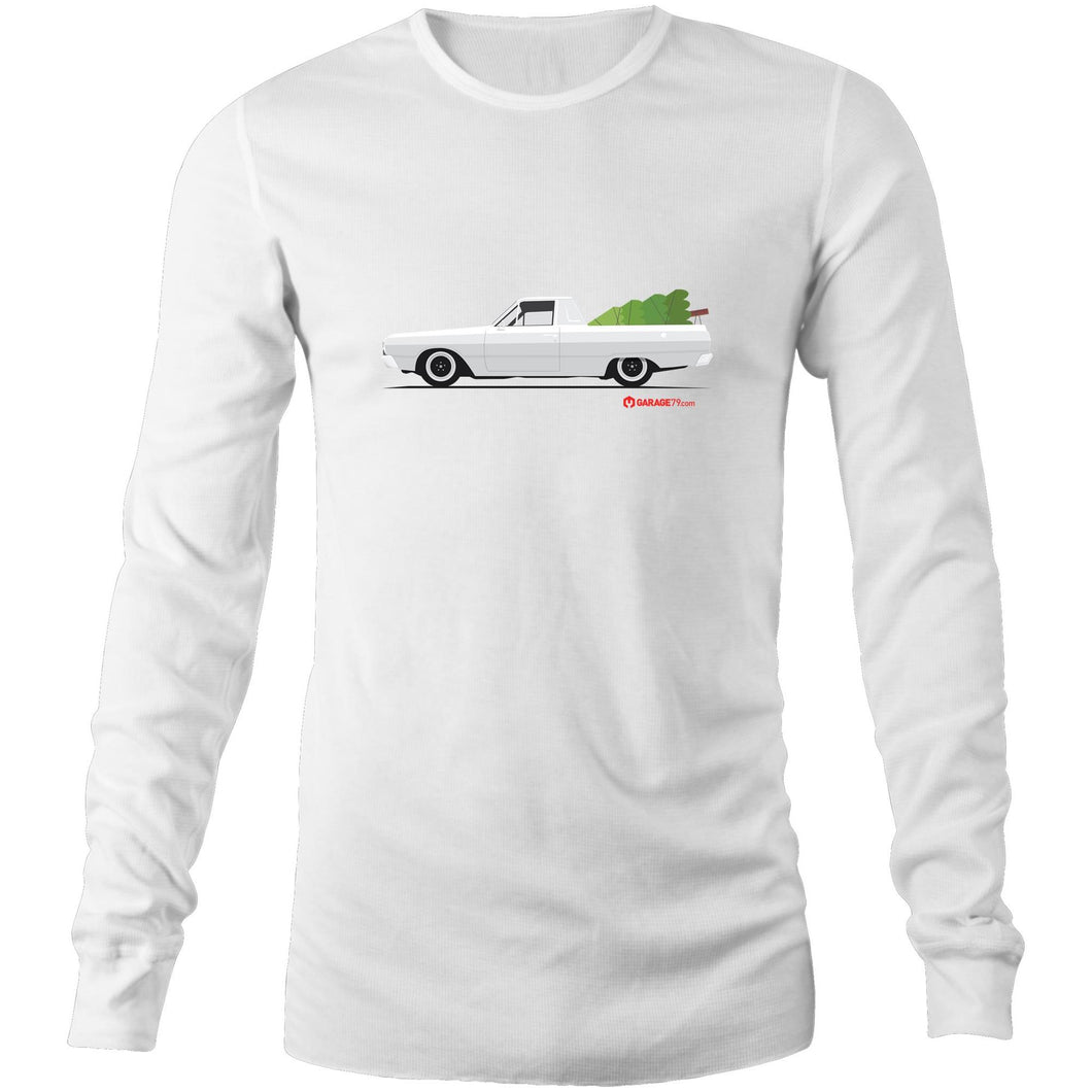 Valiant Christmas Ute Long Sleeve T-Shirt