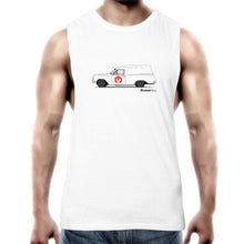 EH Holden Panel Van Mens Barnard Tank Top Tee