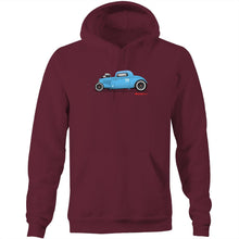 '34 Hot Rod - Pocket Hoodie Sweatshirt