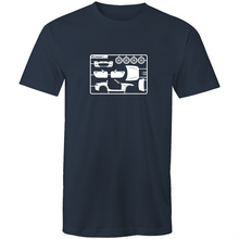 MX5 make your Own Mens T-Shirt