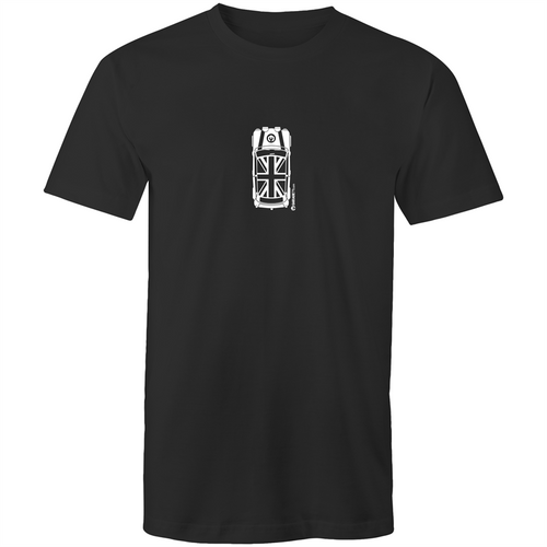 Mini Top View Mens T-Shirt
