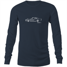 Celica  - Mens Long Sleeve T-Shirt