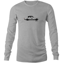 XU-1 Mens Long Sleeve T-Shirt (Print on Demand)