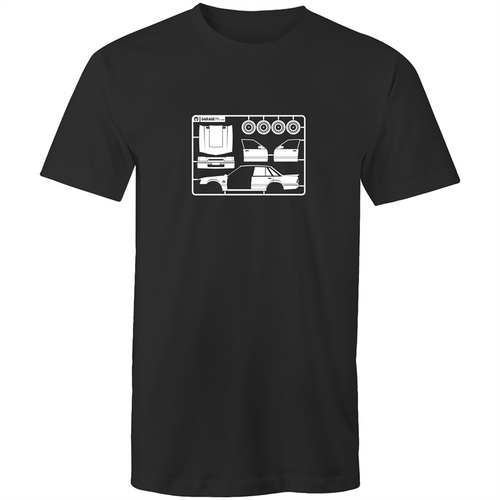 Make Your Own Commodore Mens T-Shirt (Print on Demand)