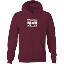 Make your own HK Monaro Pocket Hoodie Sweatshirt