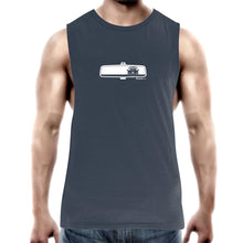 Kombi Rearview Mens Barnard Tank Top Tee