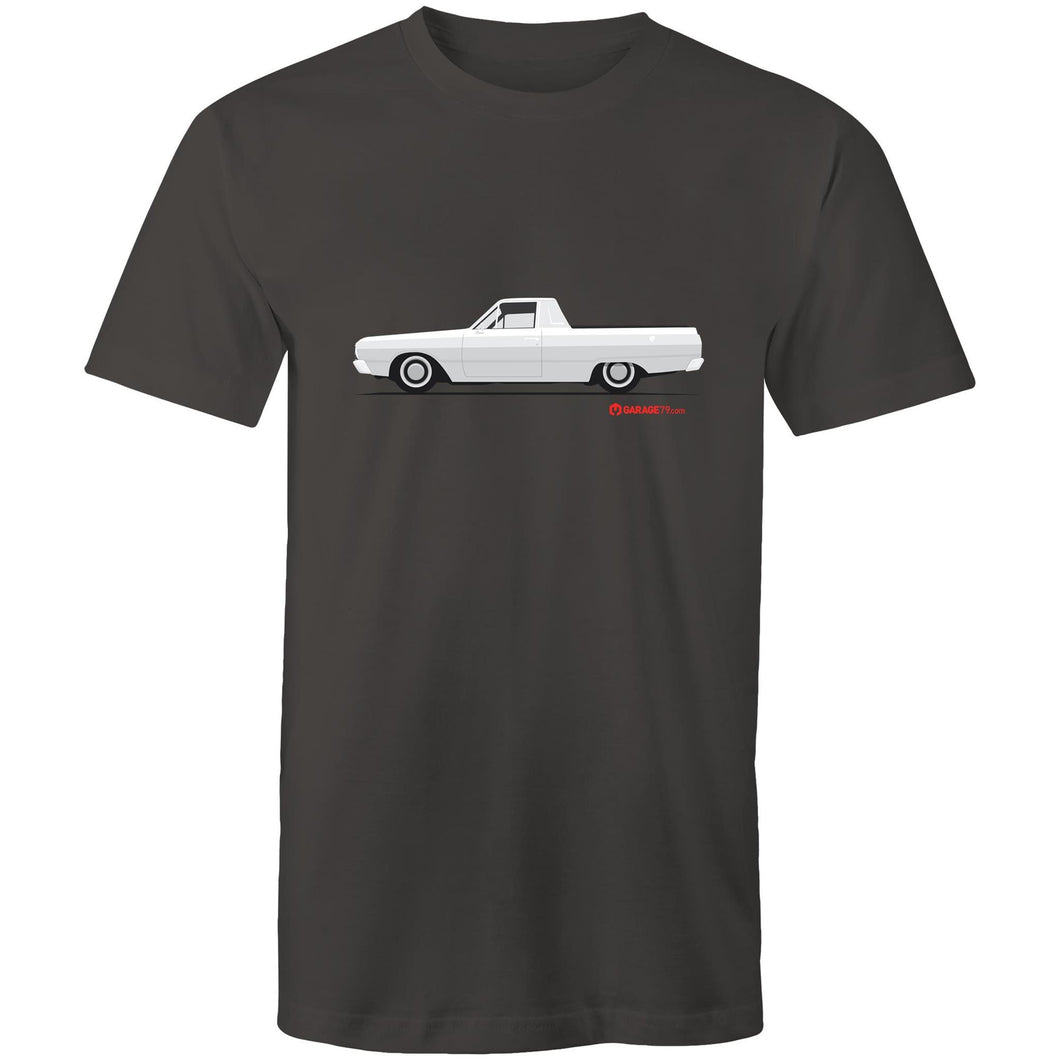 Valiant Ute (no bike) - Mens T-Shirt