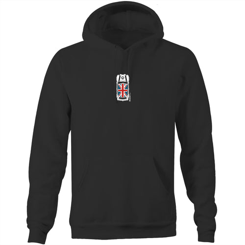Mini in Colour Pocket Hoodie Sweatshirt