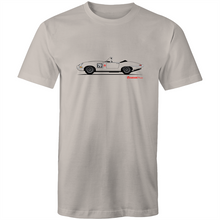 Jaguar E-Type Series One Roadster - Mens T-Shirt