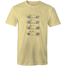 MX5 Lovers - Mens T-Shirt