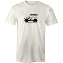 Land Rover  - Mens T-Shirt