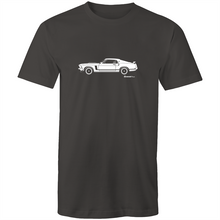 Mustang Side View - Mens T-Shirt