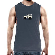 Land Rover Defender Mens Barnard Tank Top Tee