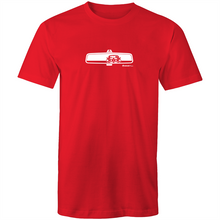 Mustang Rearview Mens T-Shirt