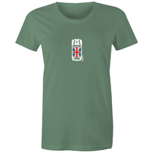 Mini Top View - Women's Maple T'shirt