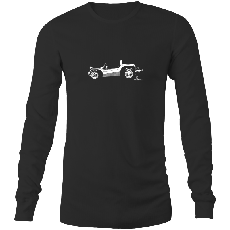 Dune Buggy - Mens Long Sleeve T-Shirt (Print on Demand)