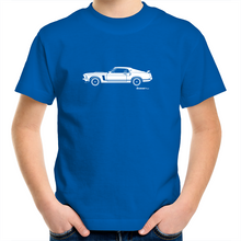 Mustang -  Kids Youth Crew T-Shirt