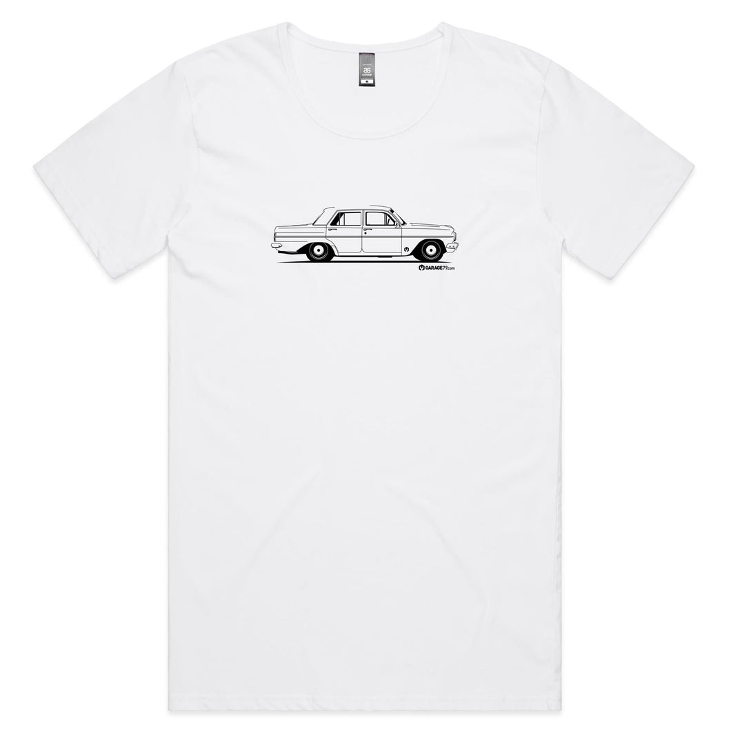 EH Sedan Mens Scoop Neck T-Shirt