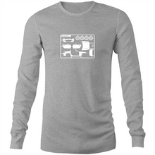 Mazda MX5 - Mens Long Sleeve T-Shirt