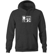 Make Your Own Commodore Pocket Hoodie Sweatshirt