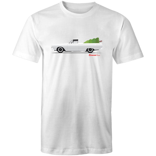 Valiant Christmas Ute - Mens T-Shirt