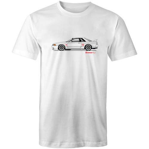 R32 Skyline GT-R - Mens T-Shirt