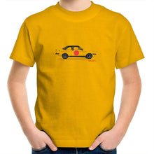 Escort RS2000 on the Side Kids Youth Crew T-Shirt