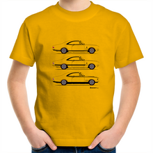 Monaro Triple Treat Kids T-Shirt