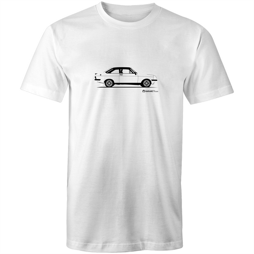 Mrk II Escort RS2000 - Mens T-Shirt (Print on Demand)