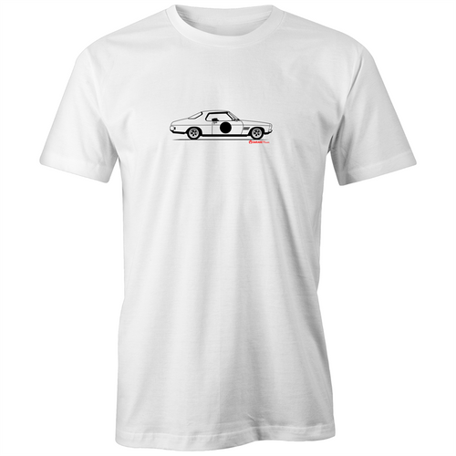 HQ Monaro on the Side Organic T'shirt