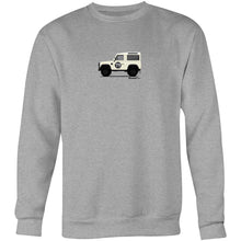 Land Rover Defender Crew Sweatshirt