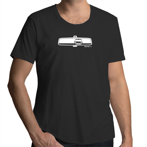 Mini Rearview Men's Scoop Neck T-Shirt