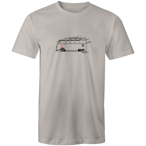 Kombi On the Side Men's T-Shirt - Garage79