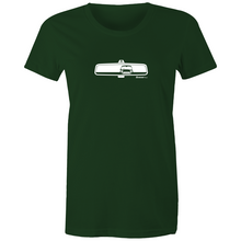 Mini Rearview - Women's Maple T'shirt
