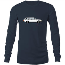 Mercedes Wagon Mens Long Sleeve T-Shirt