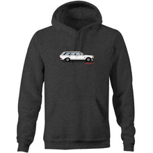 Mercedes Wagon Pocket Hoodie Sweatshirt