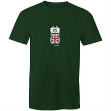 Land Rover Top View - Mens T-Shirt