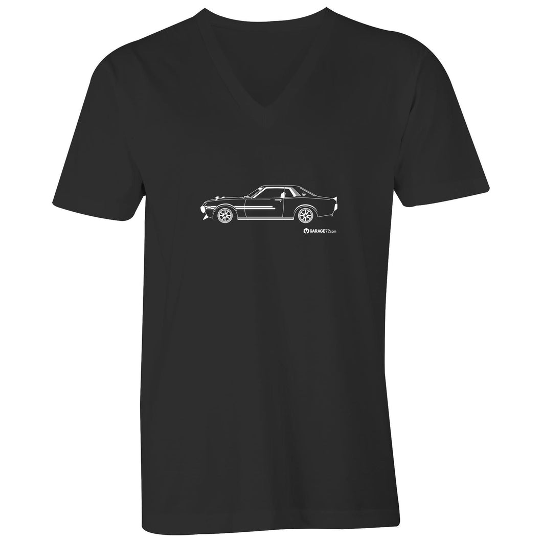 Celica Mens V-Neck Tee